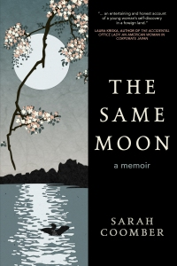 Book cover -- The Same Moon