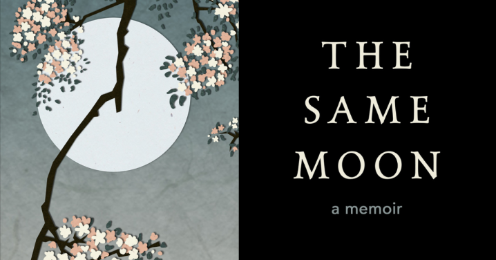 The Same Moon -- cover detail