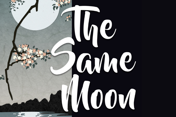 The Same Moon book cover
